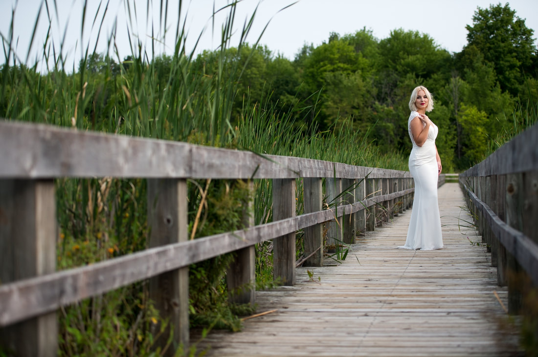 bride, wedding photos, Mer Bleue