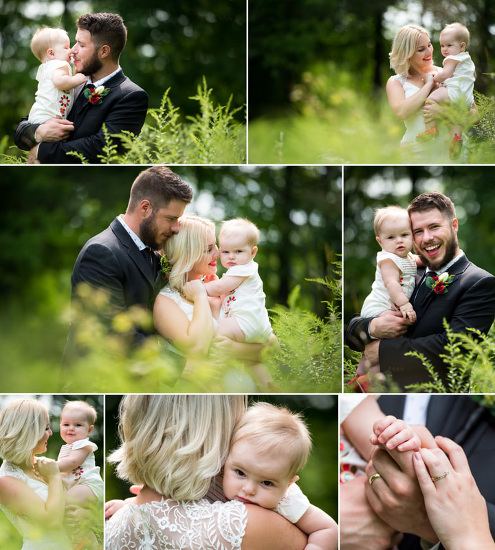 family photos, wedding photos, Mer Bleue
