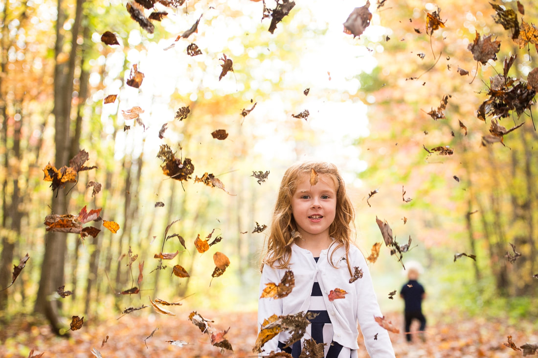 fall family session, Ottawa family photographer