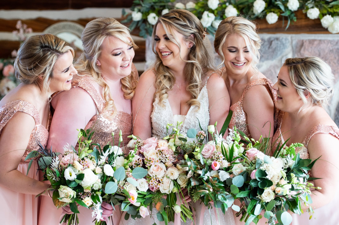 Stonefields Guest House, Stonefields Wedding, Riverwood Gardens, wedding bouquet, bridesmaids, first looks, bridal party