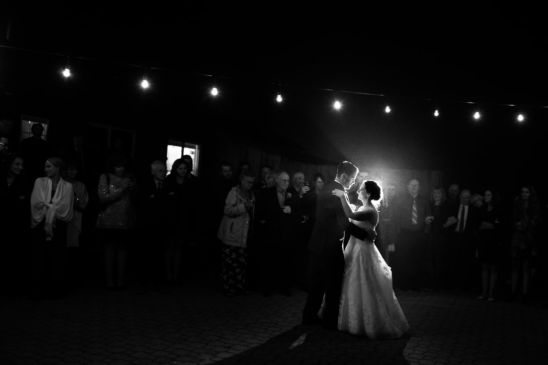 first dance, Strathmere, The Lodge