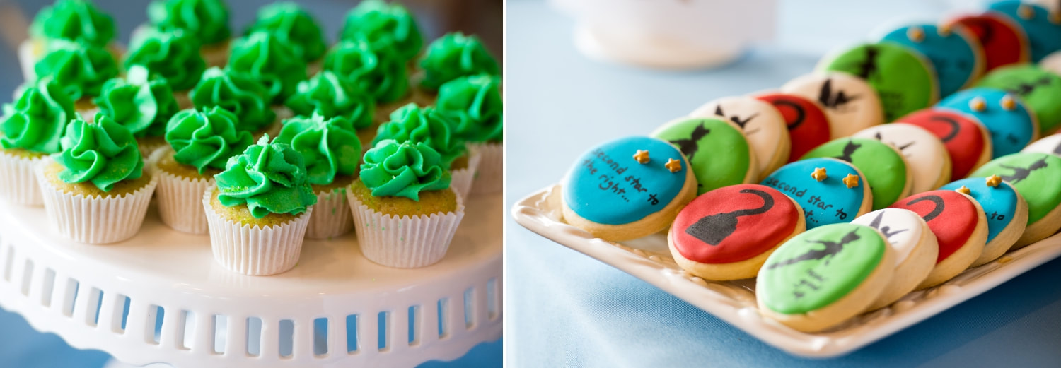 cupcakes, theme cookies, event coverage, birthday parties, themed parties, Opportunity Knocks Events, JEMMAN Photography
