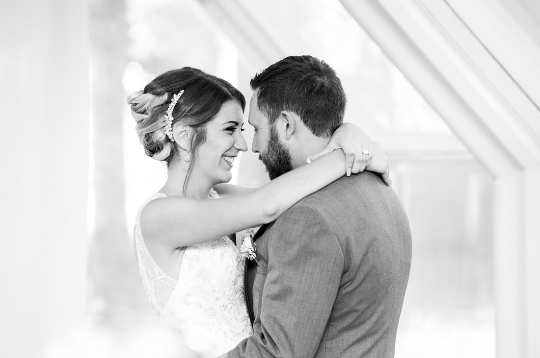 first dance, black and white wedding photography